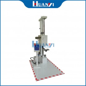 Single wing pneumatic drop tester