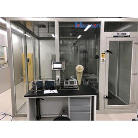 Air Purifier Performance Test Chamber