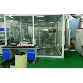 IEC62301-2005 30㎥ Air Purifier Test Chamber