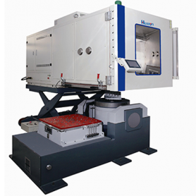 Comprehensive Environmental Test Chamber For Temperature, Humidity & Vibration