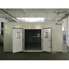 High Low Temperature & Low Pressure Test Chamber