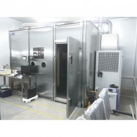 Air Cleaner Performance Test Chamber